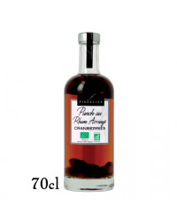 Rhum Bio Cranberries